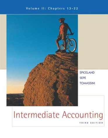 9780072836882: Intermediate Accounting Volume 2 with Coach CD-ROM & PowerWeb: Financial Accounting & Net Tutor