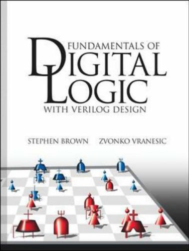 9780072838787: Fundamentals of Digital Logic  with Verilog Design (McGraw-Hill Series in Electrical and Computer Engineering)