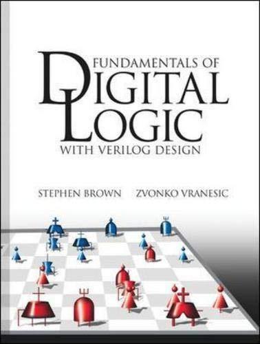 9780072838787: Fundamentals of Digital Logic  with Verilog Design