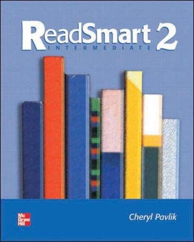 9780072838947: ReadSmart BOOK 2 Student Text