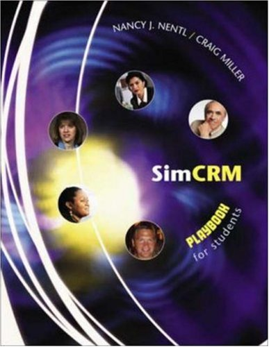 9780072839678: SimCRM: Student CD and Manual