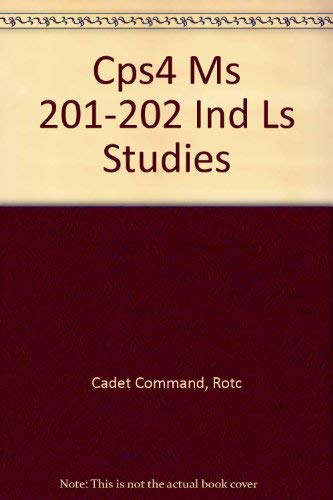 9780072840483: MSL 201/202 Individual Leadership Studies