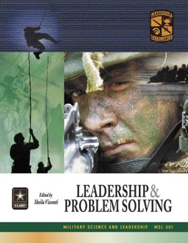 9780072840599: MSL 301 Leadership & Problem Solving [With CD] (Military Science and Leadership)
