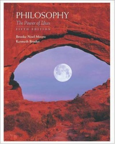 9780072840629: Philosophy: The Power Of Ideas with Free Philosophy PowerWeb