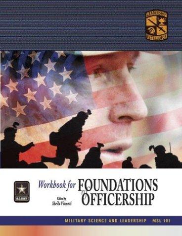 9780072841053: MSL 101 Foundations of Officership Workbook