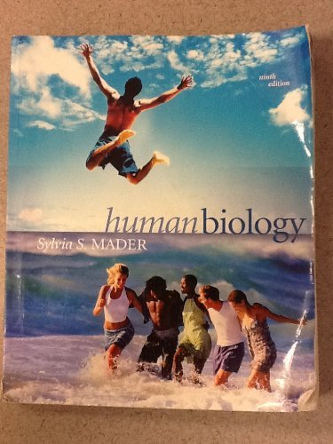 Human biology 9th edition by sylvia s mader mcgraw hill companies human biology 9th edition sylvia s mader fandeluxe Choice Image