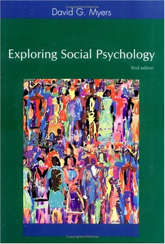 9780072842128: Exploring Social Psychology