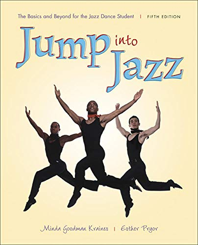 9780072844047: Jump into Jazz: The Basics and Beyond for Jazz Dance Students