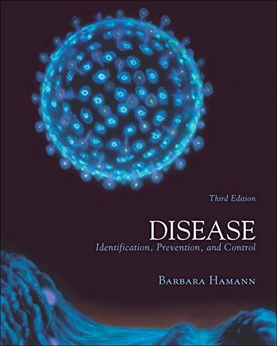 Disease: Identification, Prevention and Control: Barbara Hamann