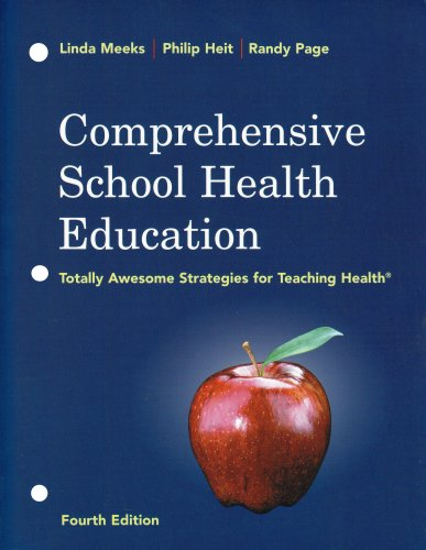 9780072844061: Comprehensive School Health Education: Totally Awesome Strategies for Teaching Health