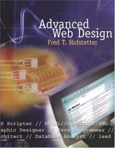 9780072844511: Advanced Web Design with FrontPage 2002 30-Day-Trial