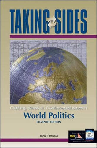 Taking Sides: Clashing Views on Controversial Issues: John T. Rourke,