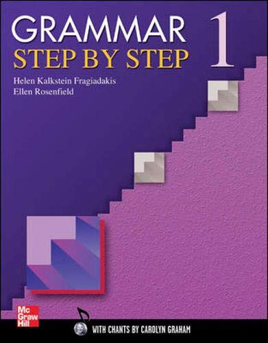 9780072845204: Grammar Step By Step - Book 1 (Beginning) - Student Book