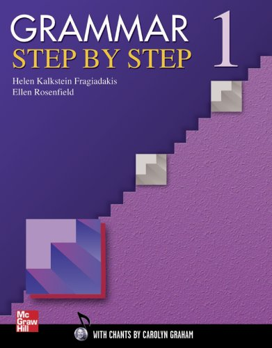 9780072845228: Grammar Step By Step - Book 1 Audiocassettes (2): Bk. 1