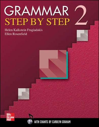 9780072845235: Grammar Step by Step 2