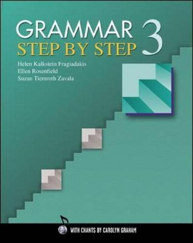 9780072845273: Grammar Step by Step, Book 3, Teacher's Edition (Bk. 3)