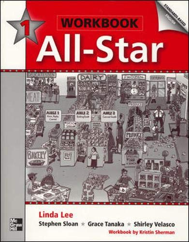 9780072846652: All-Star 1 Workbook: Workbook Bk. 1