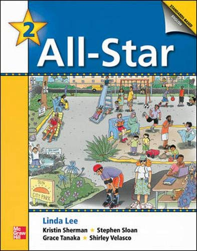 9780072846744: All-Star 2 Student Book: Student Book Bk. 2