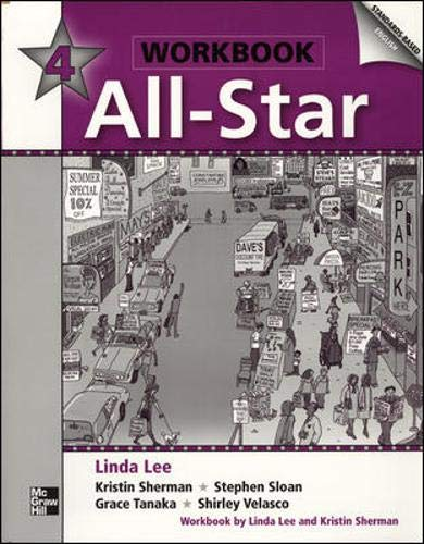 9780072846881: All-Star - Book 4 (High-Intermediate - Low Advanced) - Workbook (Bk. 4)