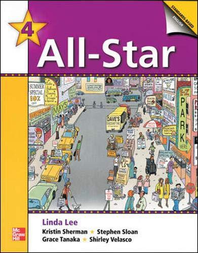 9780072846898: All-Star 4 Teacher's Edition: Teacher's Edition Bk. 4