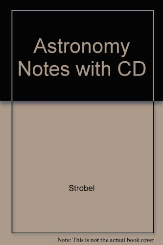 9780072848809: Astronomy Notes with CD