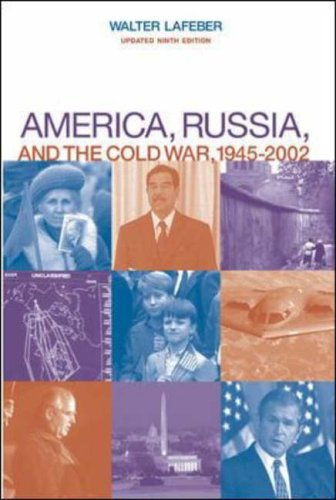 9780072849035: America, Russia, and the Cold War, 1945-2002, Updated: Updated