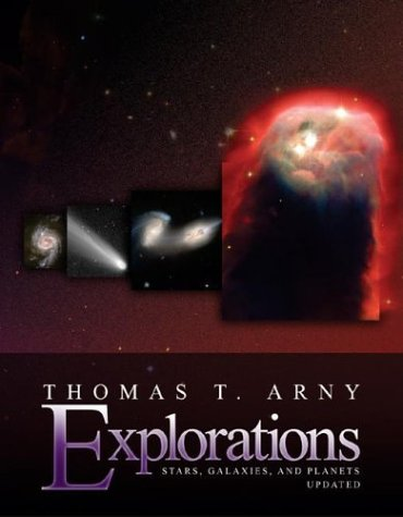 9780072849745: Explorations: Stars, Galaxies and Planets, Update, with Essential Study Partner CD-ROM
