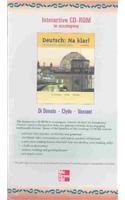 9780072849868: Student CD-ROM Package to accompany Deutsch: Na klar! An Introductory German Course