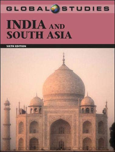 9780072850246: Global Studies: India and South Asia, 6th Edition (Global Studies)