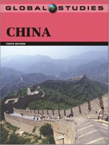 9780072850253: Global Studies: China, 10th Edition (Global Studies)