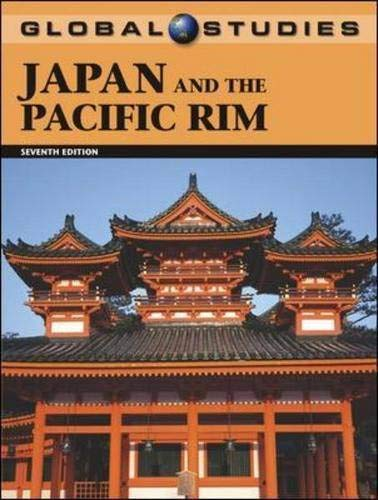9780072850260: Global Studies: Japan and the Pacific Rim, 7/E