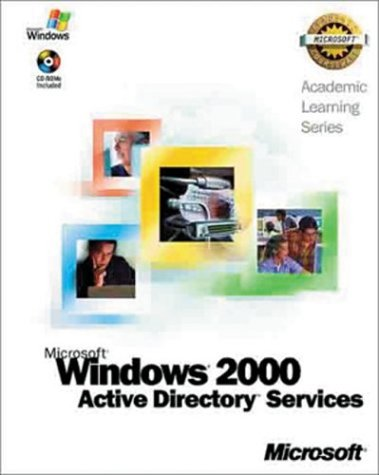 9780072850680: Als Microsoft Windows 2000 Active Directory Services