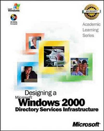 9780072850703: Als Designing a Ms Windows 2000 Directory Services Infrastructure