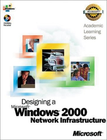 9780072850727: Als Designing a Microsoft Windows 2000 Network Infrastructure