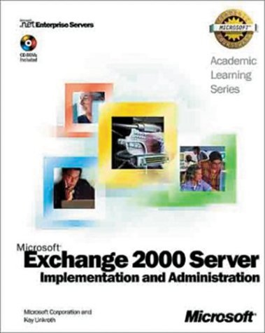 9780072850789: Als Microsoft Exchange 2000 Server Implementation and Administration