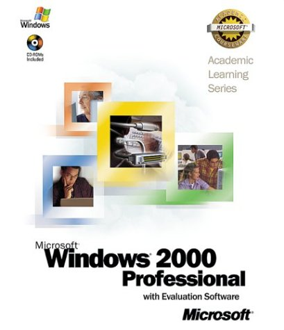 9780072850802: Als Microsoft Windows 2000 Professional with Evaluation Software (Microsoft Press Academic Learn)