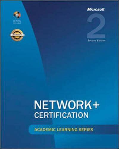 9780072850840: Als Network+ Certification (Microsoft Press Academic Learn)