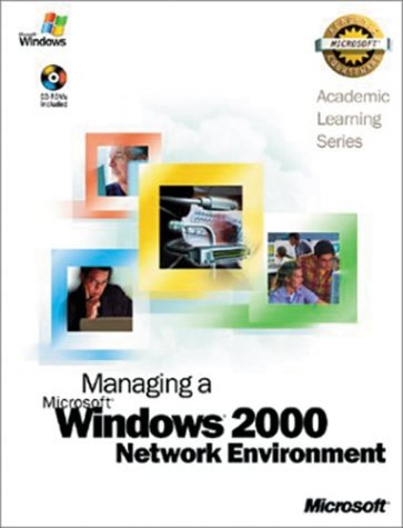 9780072850864: Als Managing a Microsoft Windows 2000 Network Environment (Microsoft Press Academic Learn)