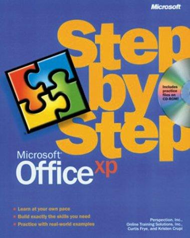 9780072850901: Microsoft Office Xp Step by Step