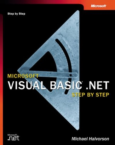 9780072851236: Microsoft Visual Basic .Net Step by Step