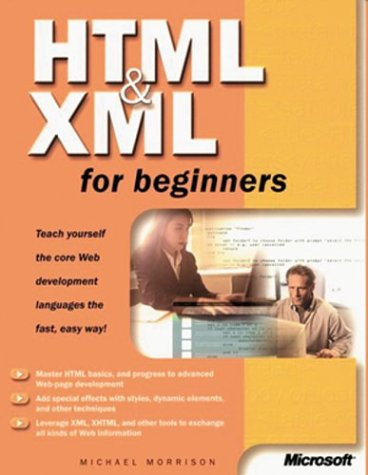 9780072851304: Html and Xml for Beginners