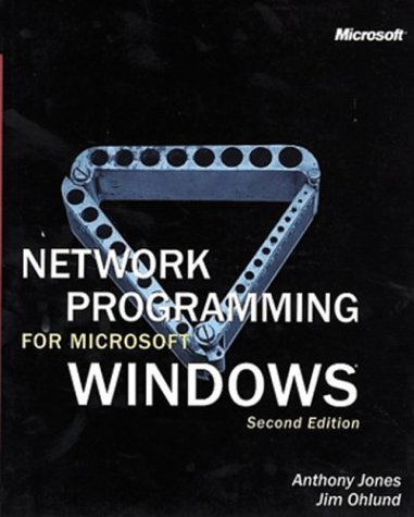 9780072851335: Network Programming for Microsoft Windows