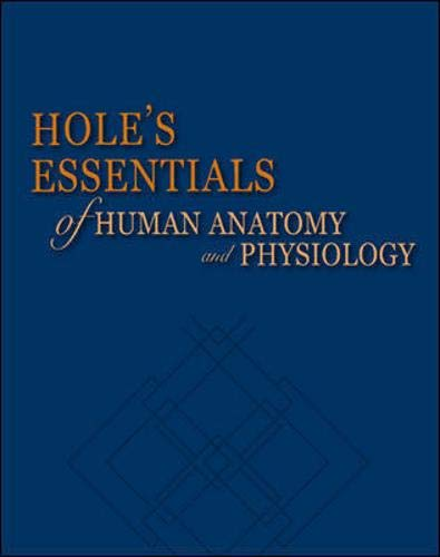 9780072852882: Student Study Guide to accompany Hole's Essentials of Human Anatomy and Physiology