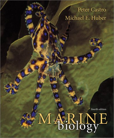 9780072852905: Marine Biology