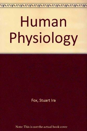 9780072852936: Human Physiology