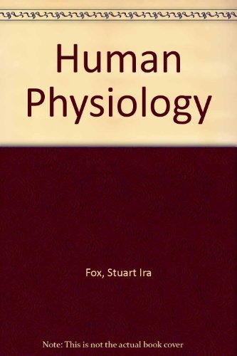 9780072852936: Human Physiology