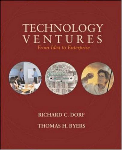 9780072853537: Technology Ventures: From Idea to Enterprise