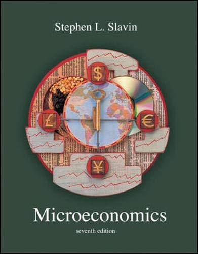 9780072854862: Microeconomics