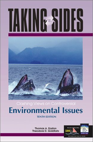 9780072855319: Taking Sides: Clashing Views on Controversial Environmental Issues