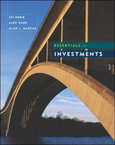 9780072855586: Essentials of Investments with Standard & Poor's Educational Version of Market Insight + PowerWeb + Stock Trak Coupon: With Standard and Poor's Educational Version of Market Insight
